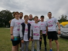 Biegliśmy w Race for the Cure!