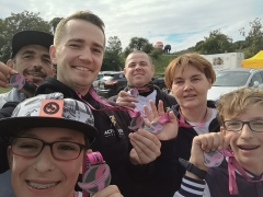 Biegliśmy w Race for the Cure!